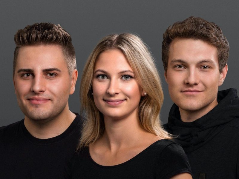 The Digital Team – Sinan Celik, Christian Genthner, Samuel Mentel